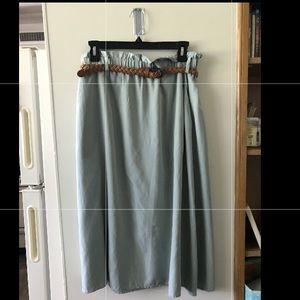 Bagbag Midi Skirt